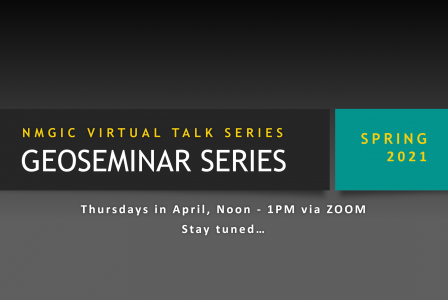 2021 Spring Geoseminar Series